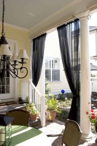 Screened In Patio Inspirational Screen Porch Curtains