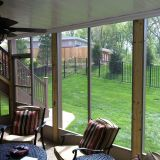 Screened In Patio New This Beautiful Screened In Porch is A Bination Of A
