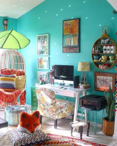 Tropical Living Room Best Of This Home May Be the Tropical Boho Bungalow Of Your Dreams