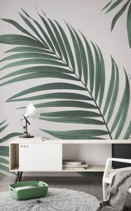Tropical Living Room Best Of Tropical Palm Wall Mural