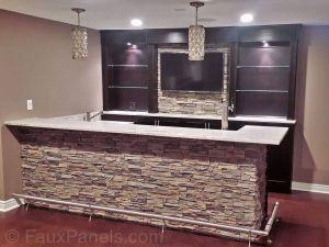 Wet Bar Cabinets Luxury Creative Simple Basement Bar Ideas