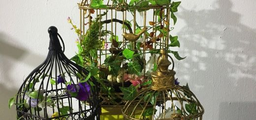 Best Of Birdcage Home Decor Ideas Beautiful Enchanted forest Birdcage Table Centerpieces Used to Add