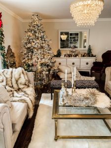 Best Of Christmas House Decorations Indoor Lovely Christmas Living Room Glamour 🎄