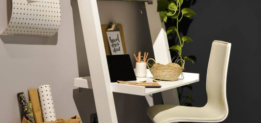 Best Of Ladder Desk Ikea New Styling at Dwell Scandi Workspace