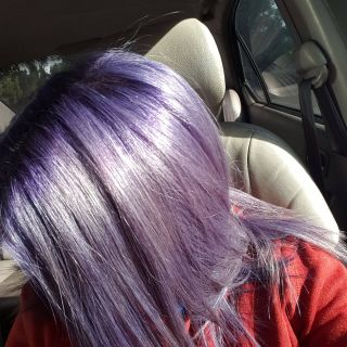 Best Of Purple Grey Color Unique Ion Color Brilliance Semi Permanent Purple Mixed with