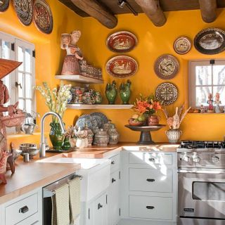 Best Of Santa Fe Kitchen Decor Best Of 14 Best orange Paints for the Perfect Pop Of Color