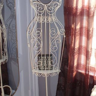 Decorative Mannequin Dress form Fresh Antique Wire Dress form Bedroom Decor Definitely Cuter