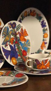 Decorative Plates for Kitchen Best Of Sale Off Thru April Vintage Villeroy and Boch Acapulco