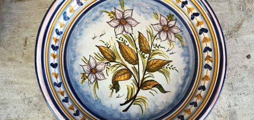 Decorative Plates for Kitchen Best Of Sevilla Spain Plate Old World Decor Decorative Plates