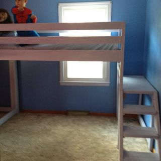 Diy Loft Beds with Desk Luxury Pinterest Do It Yourself Loft Beds with Platform