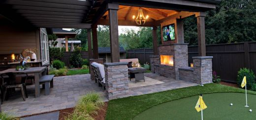 Exceptional Backyard Retreat Ideas Fresh √ 27 Gorgeous Covered Patio Ideas for Your Outdoor Space