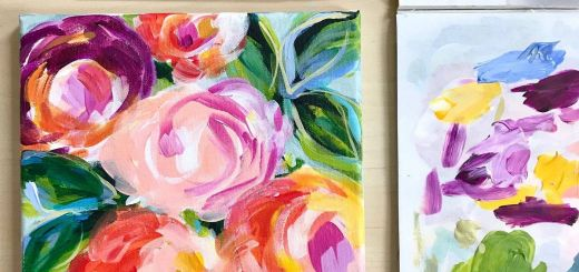 Exceptional Two Canvas Painting Ideas Fresh Painting Classes Learn How to Paint Flowers