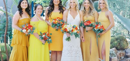 Exceptional Wedding themes for Summer Unique Color Scheme Inspo