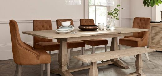 Expandable Dining Table Inspirational Buy Hardwick 6 10 Seater Extending Dining Table From the