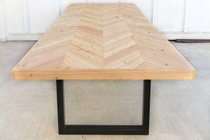 Expandable Dining Table Lovely Herringbone Dining Table Expandable Table Scandinavian