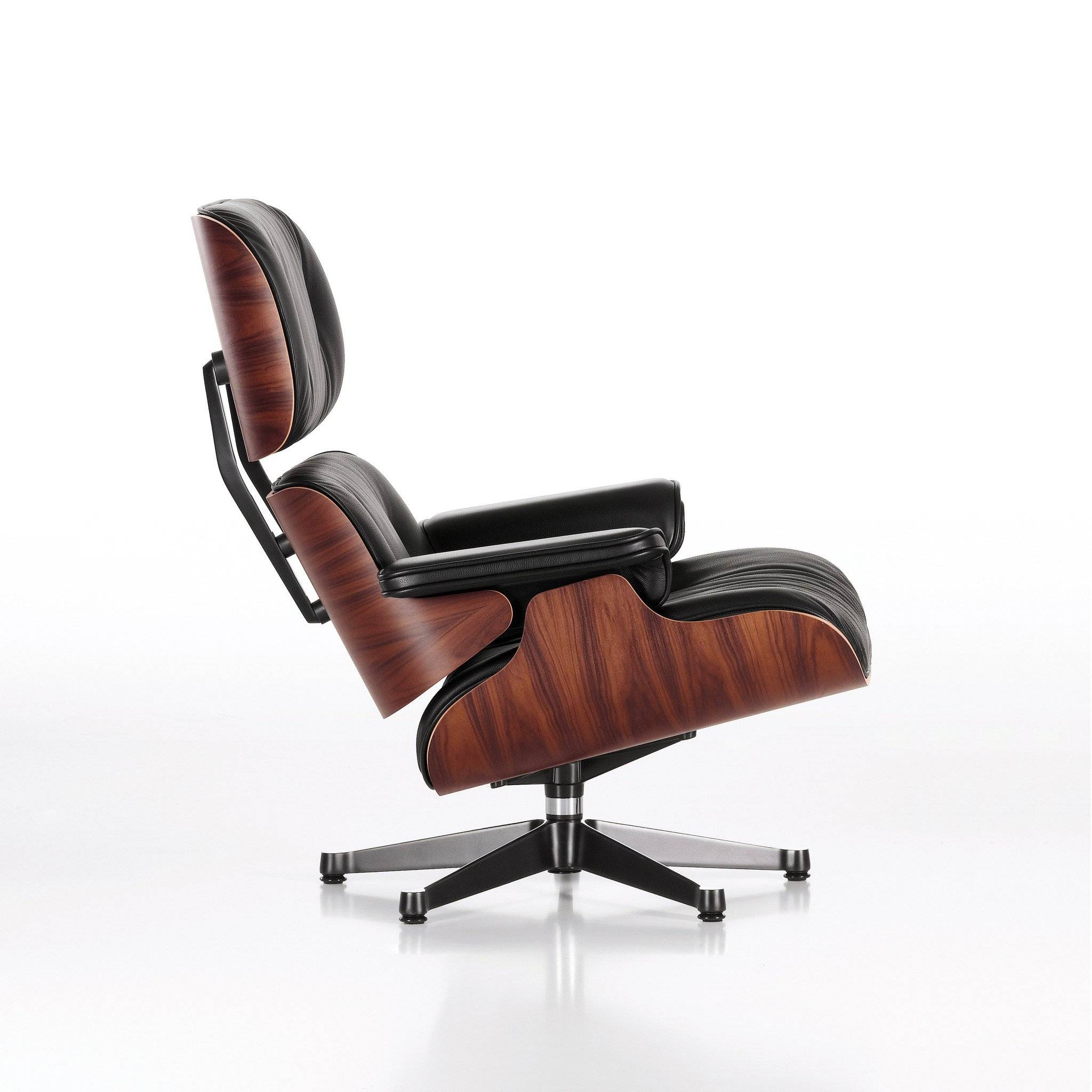 vitra eames lounge new dim black