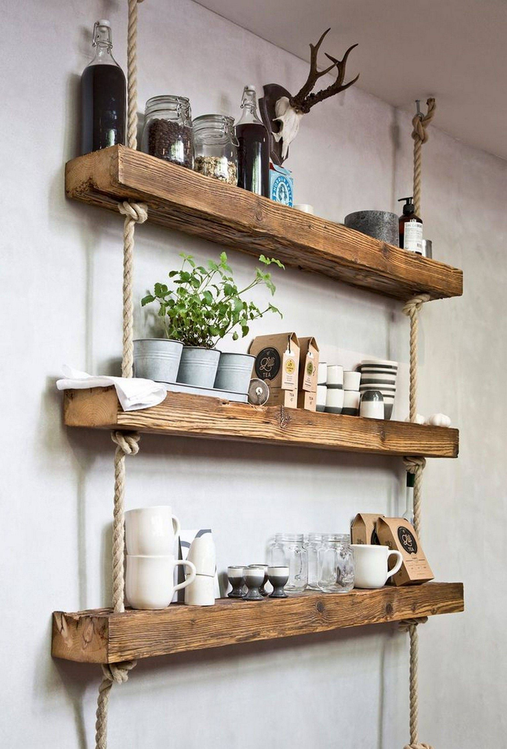 Fantastic Decorative Wire Corner Shelf   Home Design