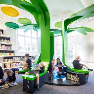 Fantastic Modern Library Design Ideas Beautiful Inspirational School Libraries From Around the World