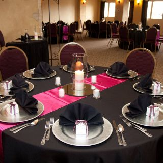 Fresh Design African Wedding Decor Images Inspirational Our Pink & Black Table Setting