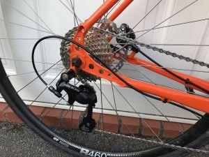 Fresh Design Ceiling Mount Bike Hanger New Detail Showing Homemade Wheels Hope Evo 4 Hubs and Dt Swiss