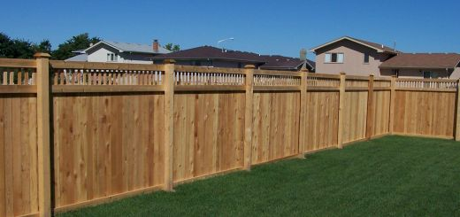 Fresh Design Privacy Fence Ideas Inspirational Privacy Fence with Decorative topper