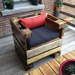 Fresh Design Wood Pallet Furniture Unique Recycled Pallets Wood Armchair Ideas