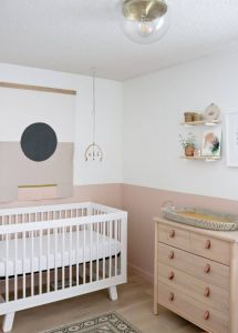 Incredible Baby Room Wallpaper Inspirational the Nursery Reveal – Baby Girl E S New Room