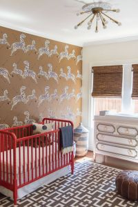 Incredible Baby Room Wallpaper Unique A sophisticated Nursery with Plenty Of Personality