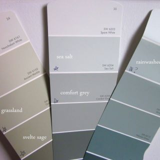 Incredible Sherwin Williams Sea Salt Coordinating Colors Beautiful Sherwin Williams Sea Salt and Rainwashed Prettiest Colors