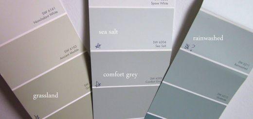 Incredible Sherwin Williams Sea Salt Coordinating Colors Beautiful Sherwin Williams Sea Salt and Rainwashed Prettiest Colors