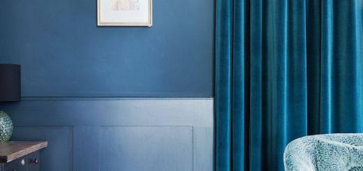 Incredible Teal Blue Home Decor Fresh Sumptuous Velvets and A Rich Petrol Blue Colour Palette