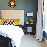 New Blue and Yellow Walls Unique Turquoise Blue Yellow Tan with White Love these Colors