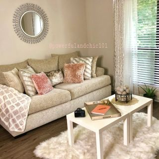 New Copper Living Room Decor Awesome Blush Pink Gold White and Cream Living Room Decor Decor