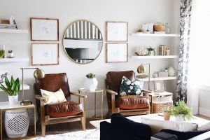 New Diy Home Decor Elegant Easy Living Room Transformation with Urban Barn