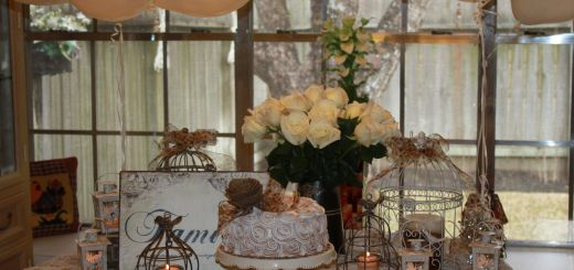 New Vintage Party Decoration Ideas Inspirational A Vintage Garden themed Party for Mom S 75th Birthday