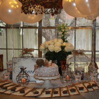 New Vintage Party Decorations Awesome A Vintage Garden themed Party for Mom S 75th Birthday