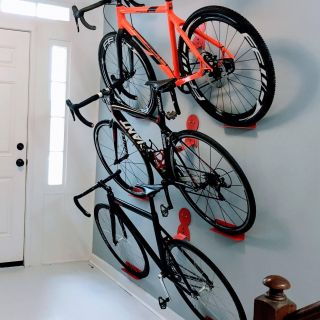 Picturesque Bike Storage Inspirational Que Cheap Bike Wall Mount