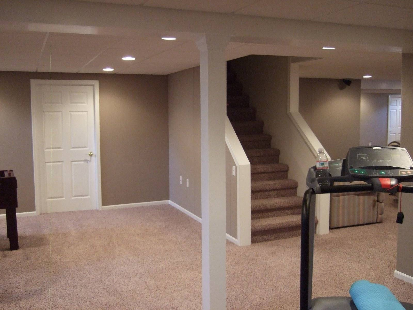 Good Finished Basement Ideas