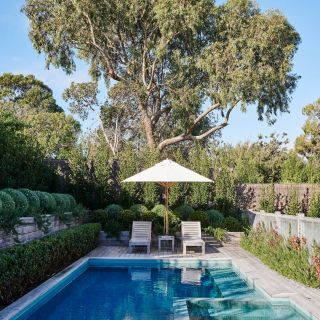 Pool and Landscape Design New Portsea Family Beach House Deco Elegant Portsea Family Beach House