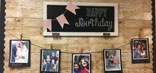 Remarkable Board Decoration Ideas Lovely Boost Staff Moral by Creating A Special Staff Birthday