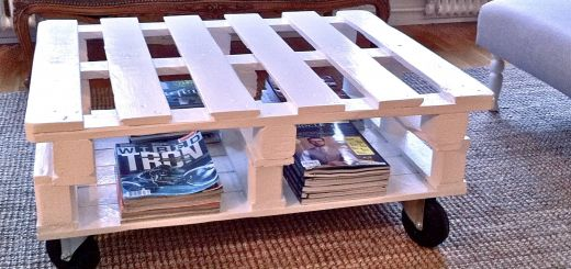 Remarkable How to Make Pallet Table Awesome D I Y Pallet Coffee Table Tutorial