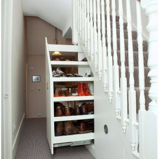 Remarkable Understairs Shoe Storage Lovely 24 Cool Collection Understairs Shoe Storage