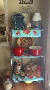 Retro Cherry Kitchen Decor Best Of Adding A touch Of Pioneer Woman Vintage Floral Into My