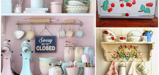 Retro Cherry Kitchen Decor Elegant 15 Essential Designs for A Perfect Retro Kitchen