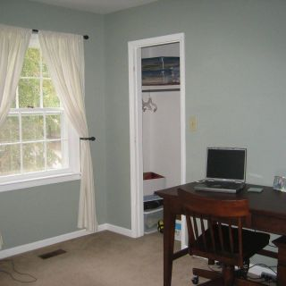 Silver Strand Paint Color Beautiful Sherwin Williams Oyster Bay Changes From Green to Blue to