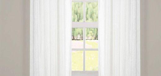 Threadhouse Decorative Window Panels Awesome Threadhouse Decorative Window Panels More Image Visit