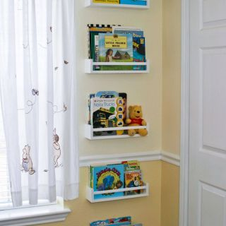 Unique Book Storage Ideas Fresh $4 Ikea Spice Racks Turned Kids Bookshelves