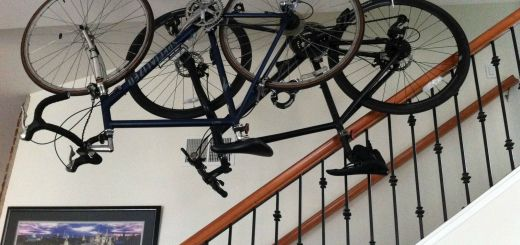 Unique Homemade Bike Rack for Garage Beautiful Hanging Bikes From Ceiling Apartment Google Search