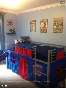 Unique toddler Bunk Beds Ikea Best Of Boys Super Hero Loft Bedroom Junior Fantasy Loft Bed with