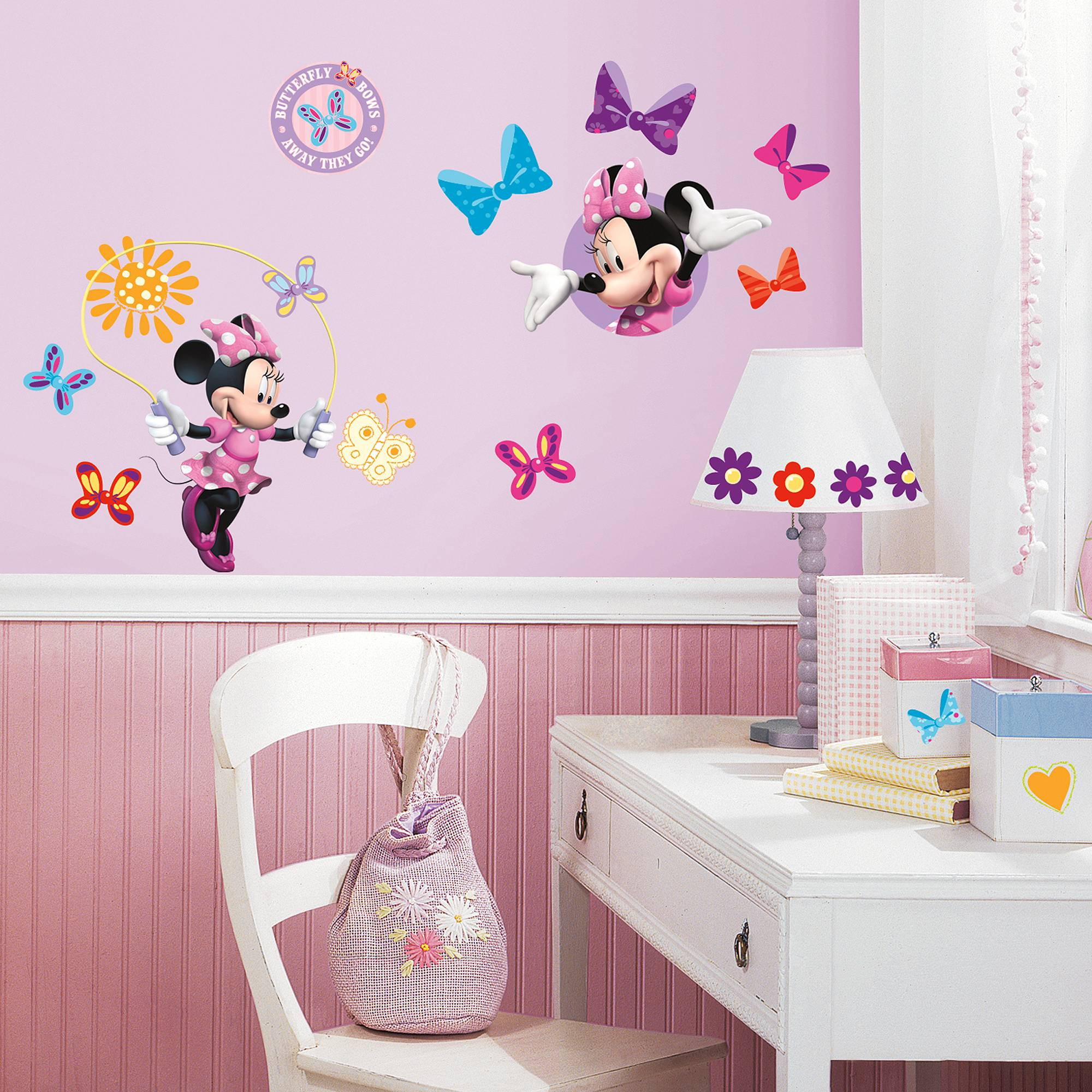 minnie mouse wall stickers minnie mouse wall stickers l d9dd4edc58ea7cf6